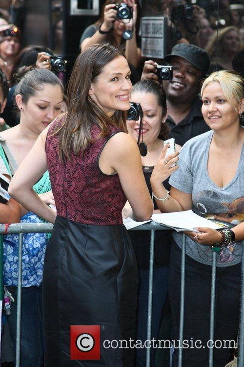 Jennifer Garner and Good Morning America 9
