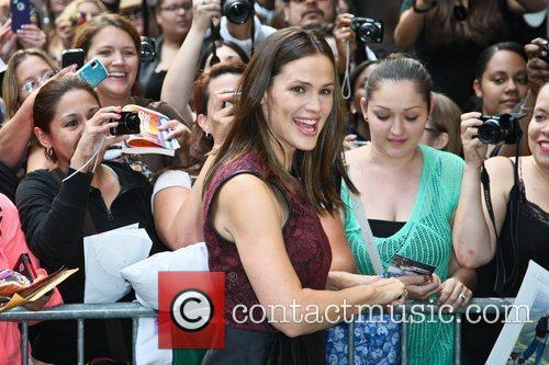 Jennifer Garner and Good Morning America 10