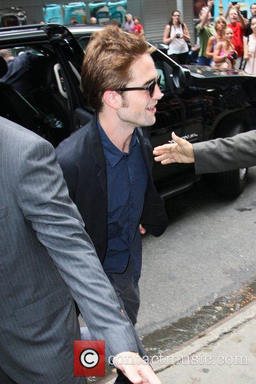 Arrives at the ABC studio for 'Good Morning...