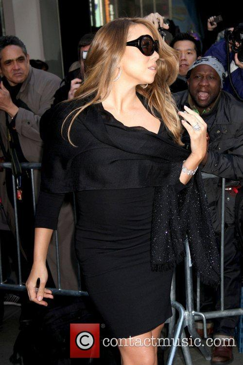 Mariah Carey and Abc Studios 6