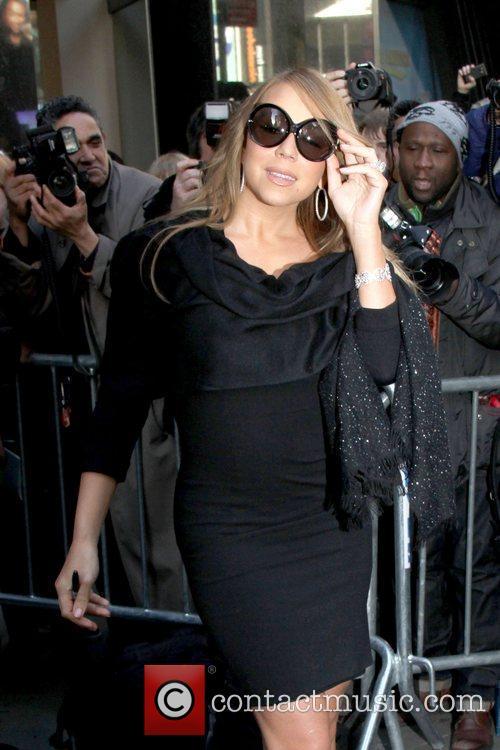 Mariah Carey and Abc Studios 1
