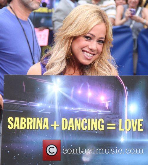 Sabrina Bryan 8