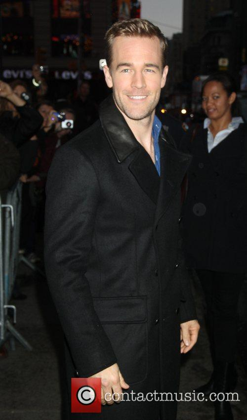 James Van Der Beek, Good Morning America and Abc Studios 2