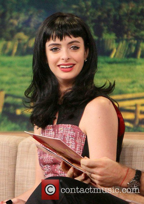 Krysten Ritter, Good Morning America and Abc Studios 7