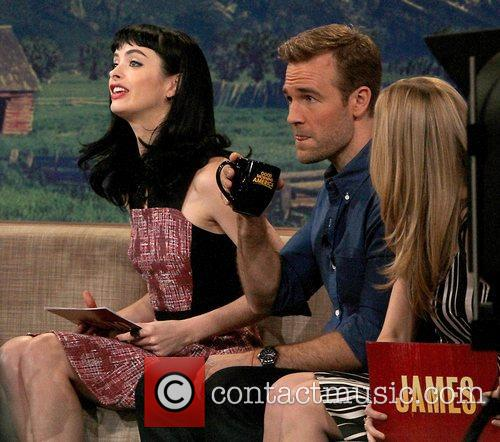 Krysten Ritter, James Van Der Beek, Dreama Walker, Good Morning America and Abc Studios