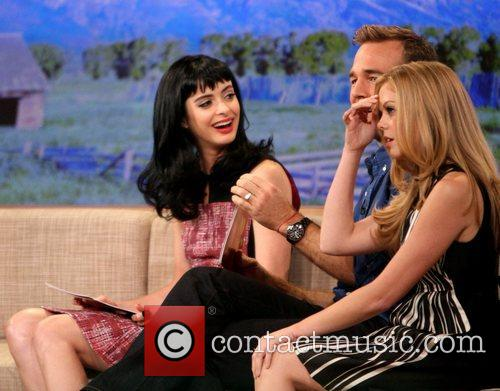 Krysten Ritter, James Van Der Beek, Dreama Walker, Good Morning America and Abc Studios 2