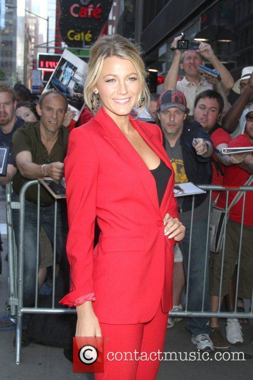 blake lively celebrity arrivals at abc studios 5870070