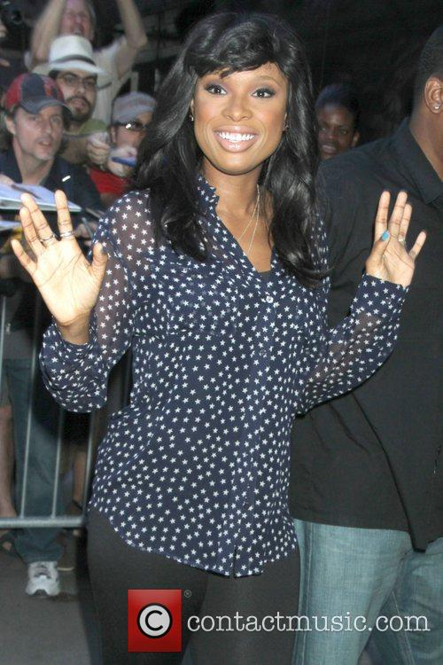Jennifer Hudson and Abc Studios 4