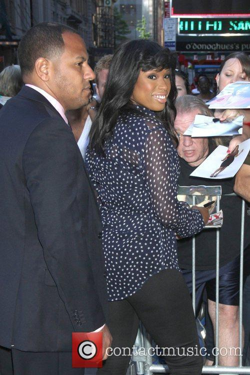Jennifer Hudson and Abc Studios 1