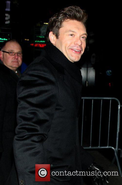 Ryan Seacrest and Good Morning America 6