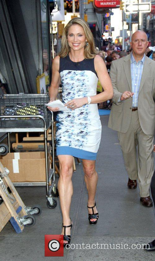 Amy Robach and Good Morning America 1