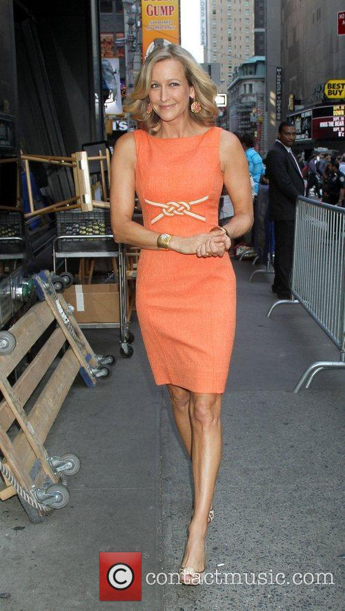 Lara Spencer, Good Morning America and Abc Studios 2