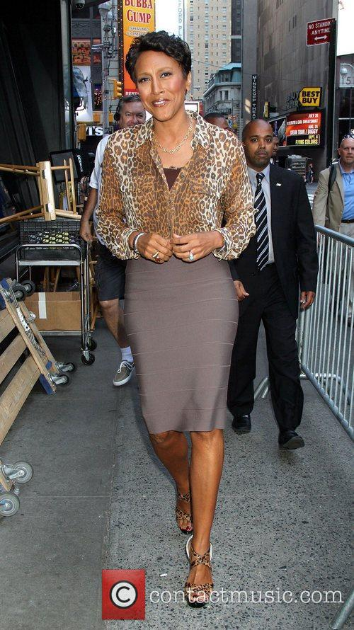 Robin Roberts and Good Morning America 2