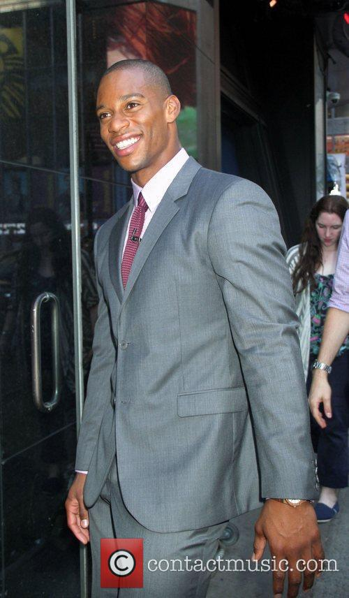 Victor Cruz and Abc Studios 2