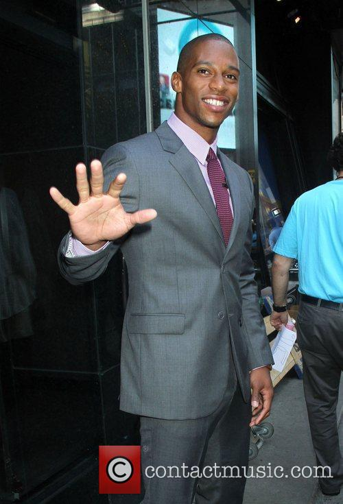 Victor Cruz and Abc Studios 1