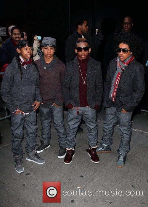 Mindless Behavior and Abc Studios 11