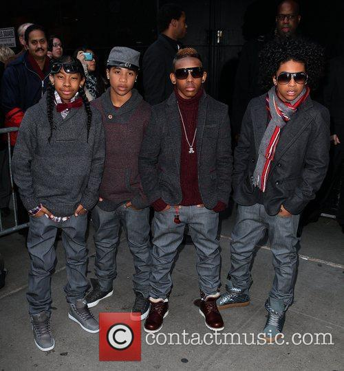 Mindless Behavior and Abc Studios 5