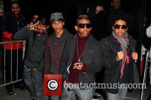 Prodigy, Mindless Behavior, Abc Studios