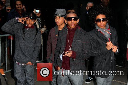 Mindless Behavior and Abc Studios 3