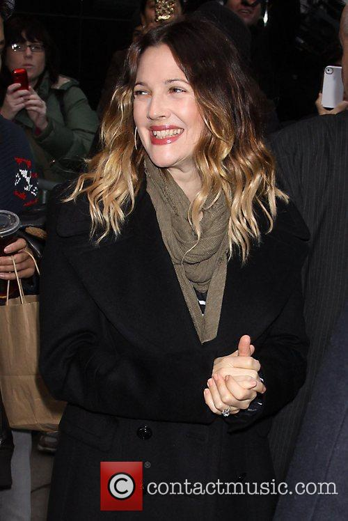 Drew Barrymore and Abc Studios 5