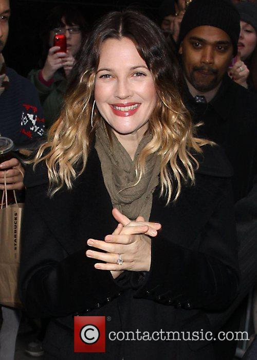 Drew Barrymore and Abc Studios 8