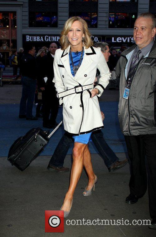 Lara Spencer and Abc Studios 1