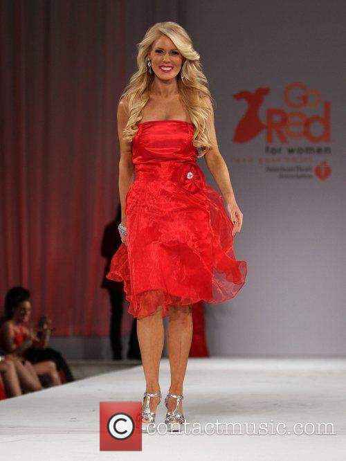 Picture Gretchen Rossi Friday 16th March 2012 Photo