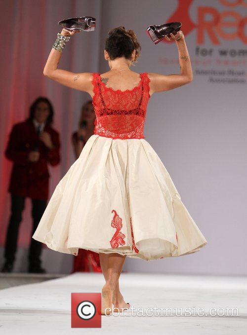 Romi Klinger Style Fashion Week hosts Go Red...