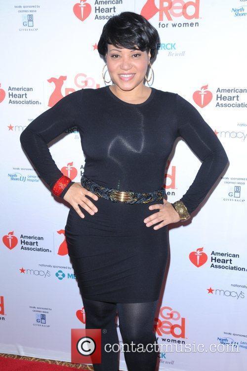 American Heart Association's 2012 New York City 'Go...