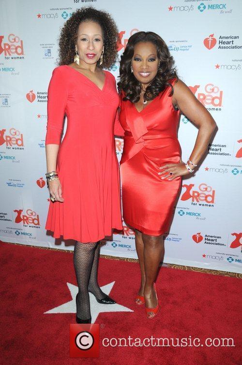 Tamara Tunie and Star Jones Reynolds 2