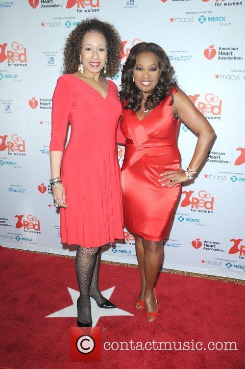 Tamara Tunie and Star Jones Reynolds 3