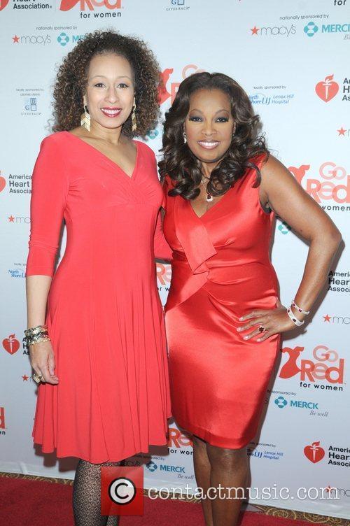 Tamara Tunie and Star Jones Reynolds 4