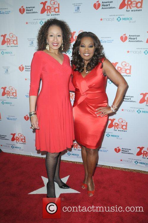 Tamara Tunie and Star Jones Reynolds 1