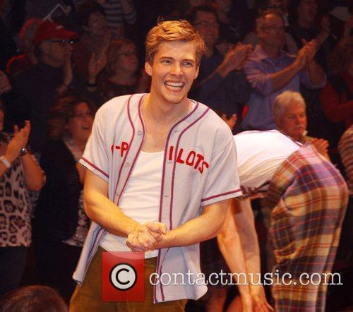 Hunter Parrish from the TV show 'Weeds' The...