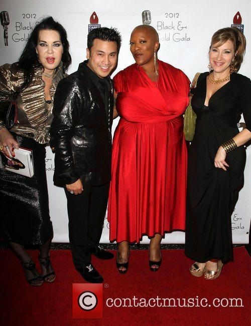 Chyna, Frenchie Davis and Lisa Ann Walter 3