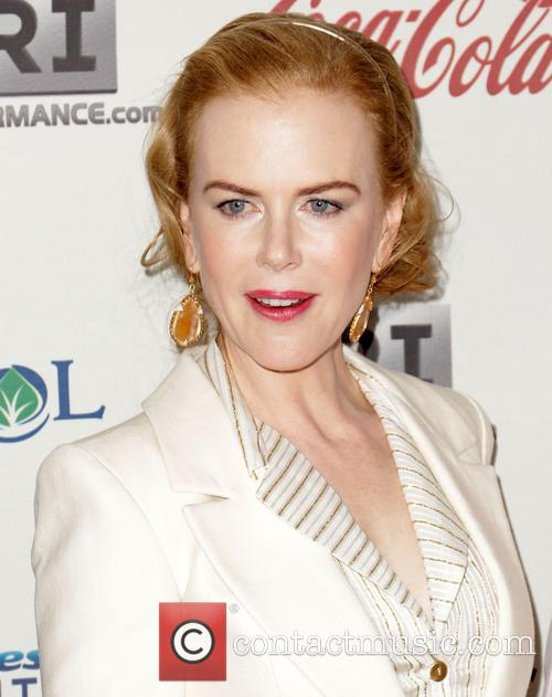 Nicole Kidman 'Gold Meets Golden' event at The...