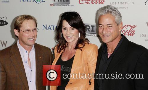Bart Conner; Greg Louganis; Nadia Comaneci 'Gold Meets...