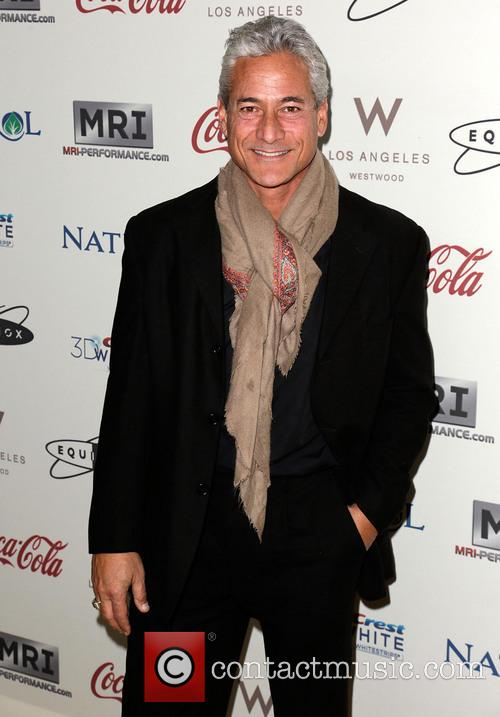 Greg Louganis 'Gold Meets Golden' event at The...