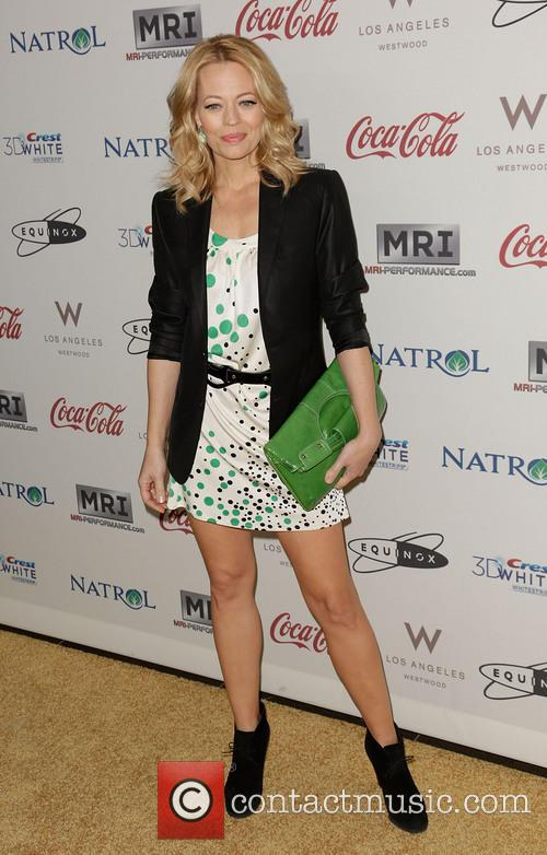 Jeri Ryan 'Gold Meets Golden' event at The...
