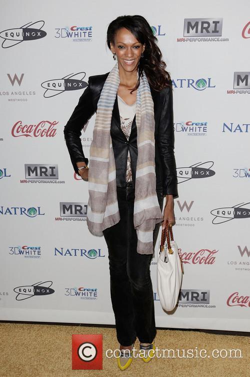 Judi Shekoni 'Gold Meets Golden' event at The...