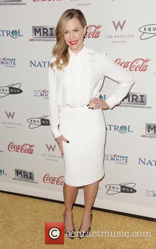 Julie Benz 'Gold Meets Golden' event at The...