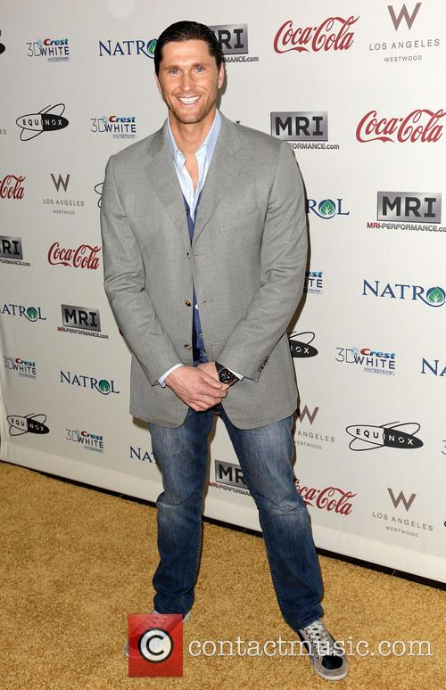 Lenny Krayzelburg 'Gold Meets Golden' event at The...