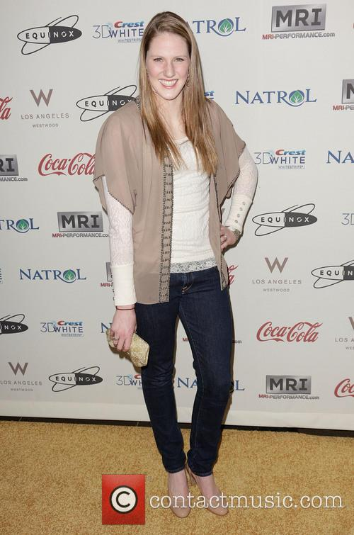 Missy Franklin 'Gold Meets Golden' event at The...