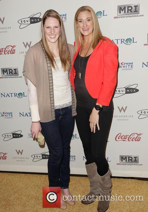 Missy Franklin; Kerri Lee Walsh Jennings 'Gold Meets...
