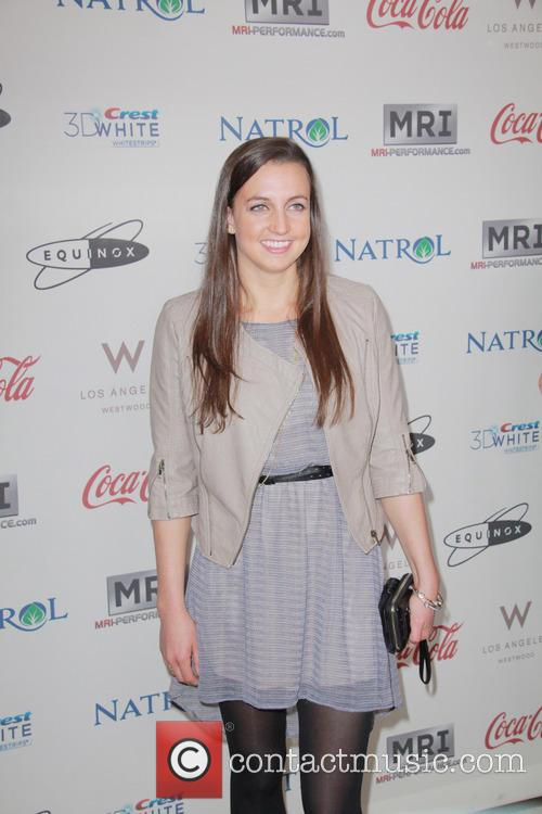 Rebecca Soni 'Gold Meets Golden' event at The...