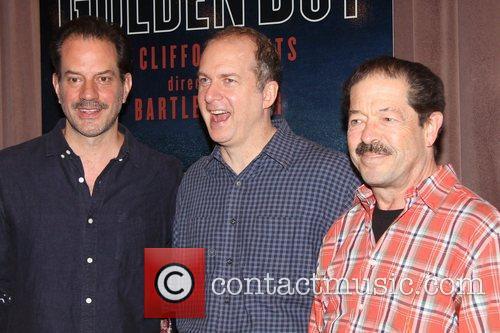 Danny Mastrogiorgio, Daniel Jenkins and Jonathan Hadary 3