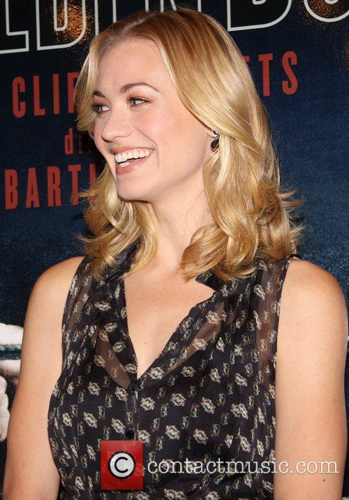 Yvonne Strahovski  Meet and greet with the...