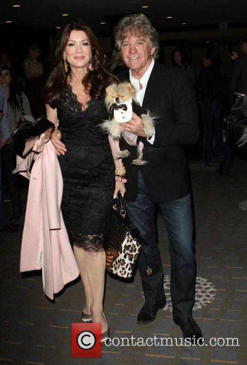 Lisa Vanderpump, Kenneth Todd and Giggy 1st Annual...