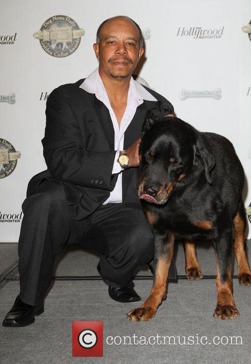 Rocky as Arnold 1st Annual Golden Collar Awards...