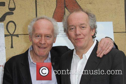 Jean-pierre Dardenne, Luc Dardenne and Egyptian Theater 2